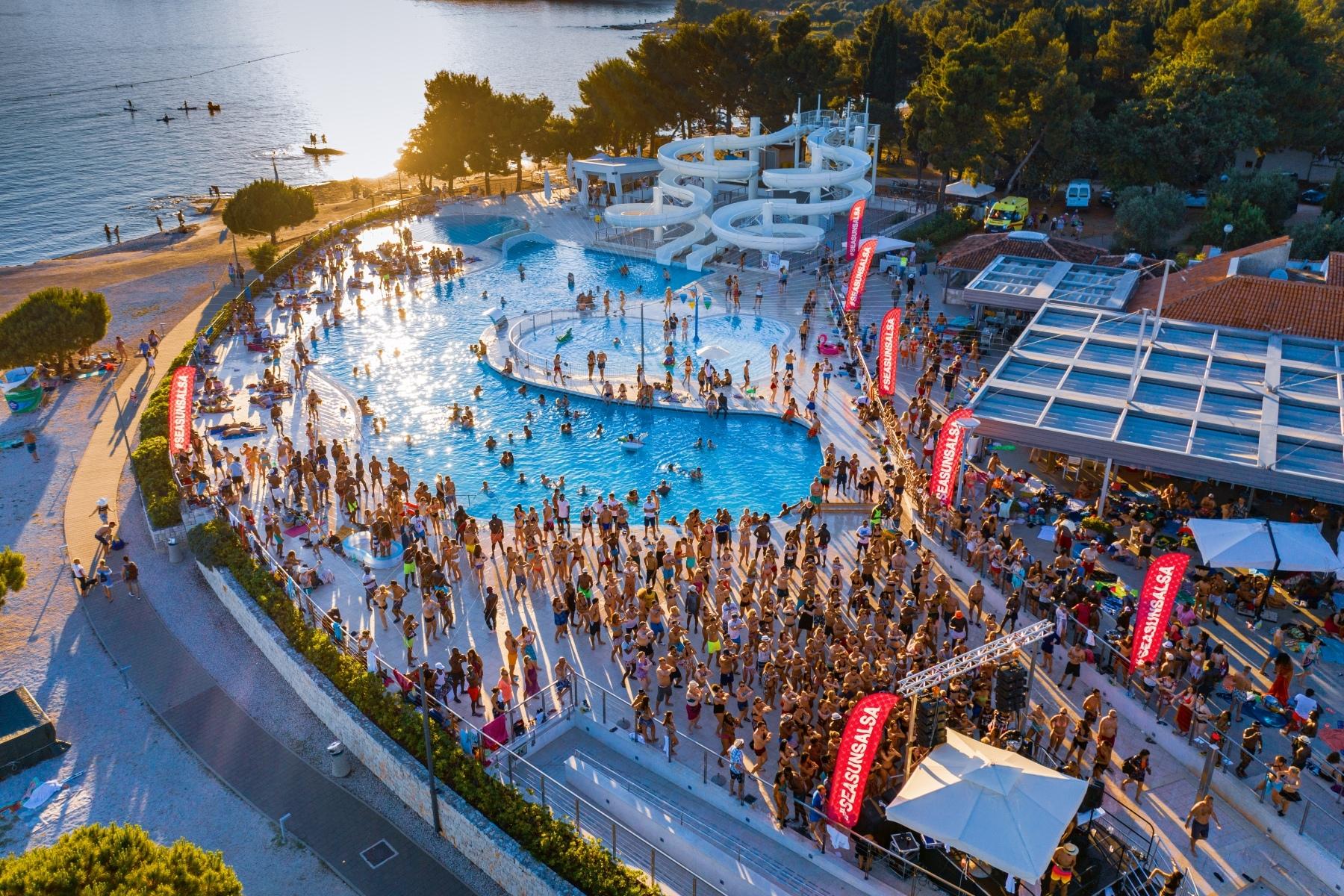 Imagine Music Festival 2020.Croatian Summer Salsa Festival 2020