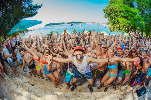ROVINJ SUMMER SENSUAL DAYS 2018